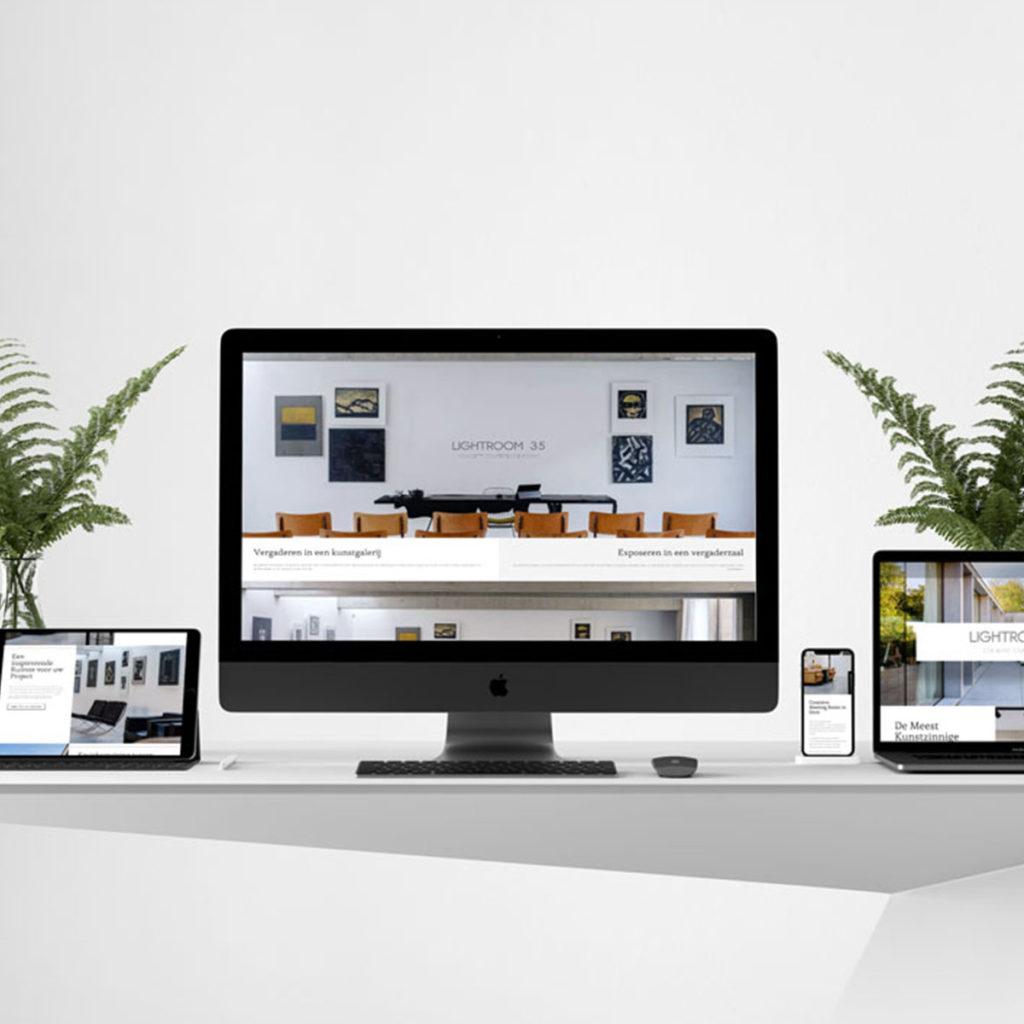 Lightroom 35 Website