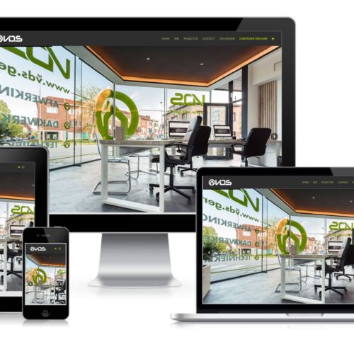 VDS Renovatie – Website